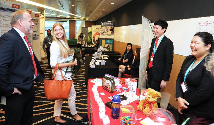 ISPOR Asia Pacific 2018 - exhibits