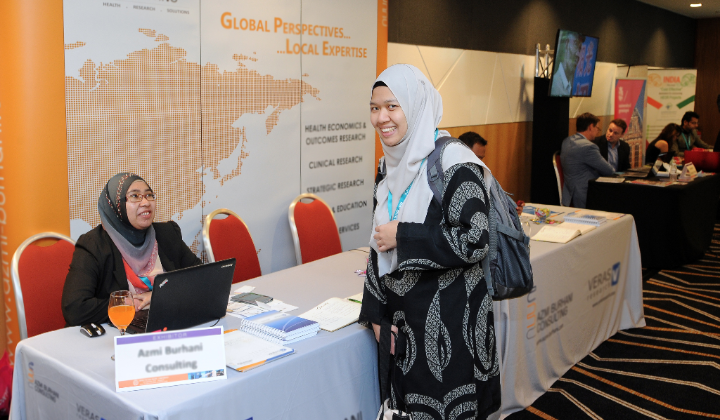 ISPOR Dubai 2018 - Exhibits & Sponsorships