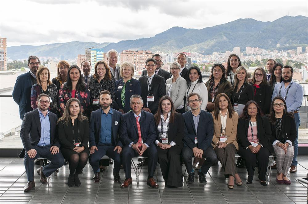 Latin America Summit  2019 group picture
