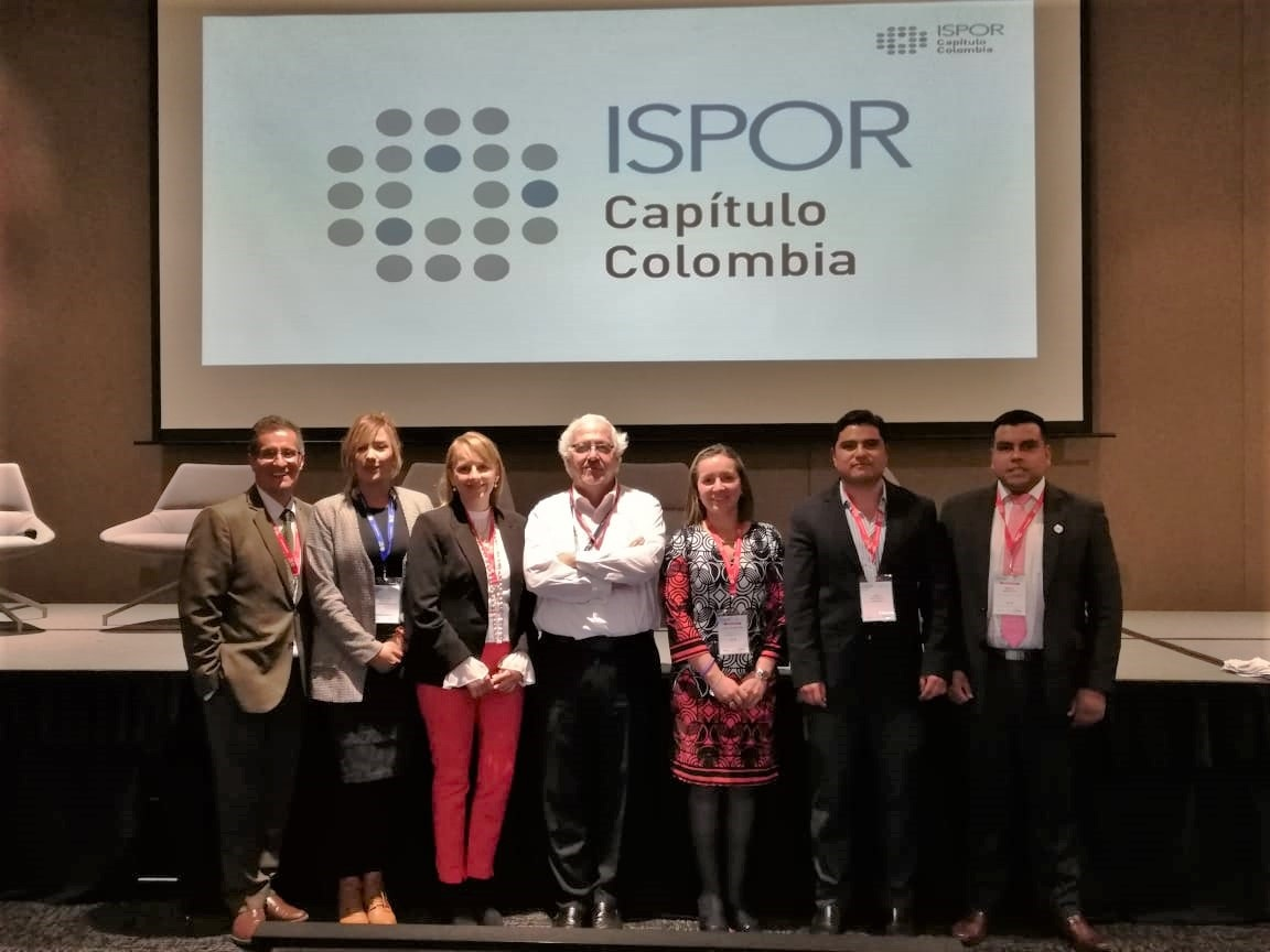ISPOR Colombia Chapter 2019-2020 Leadership