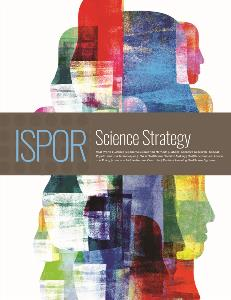 ISPOR Science Strategy - Cover