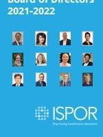 ISPOR Board of Directors 2021-2022