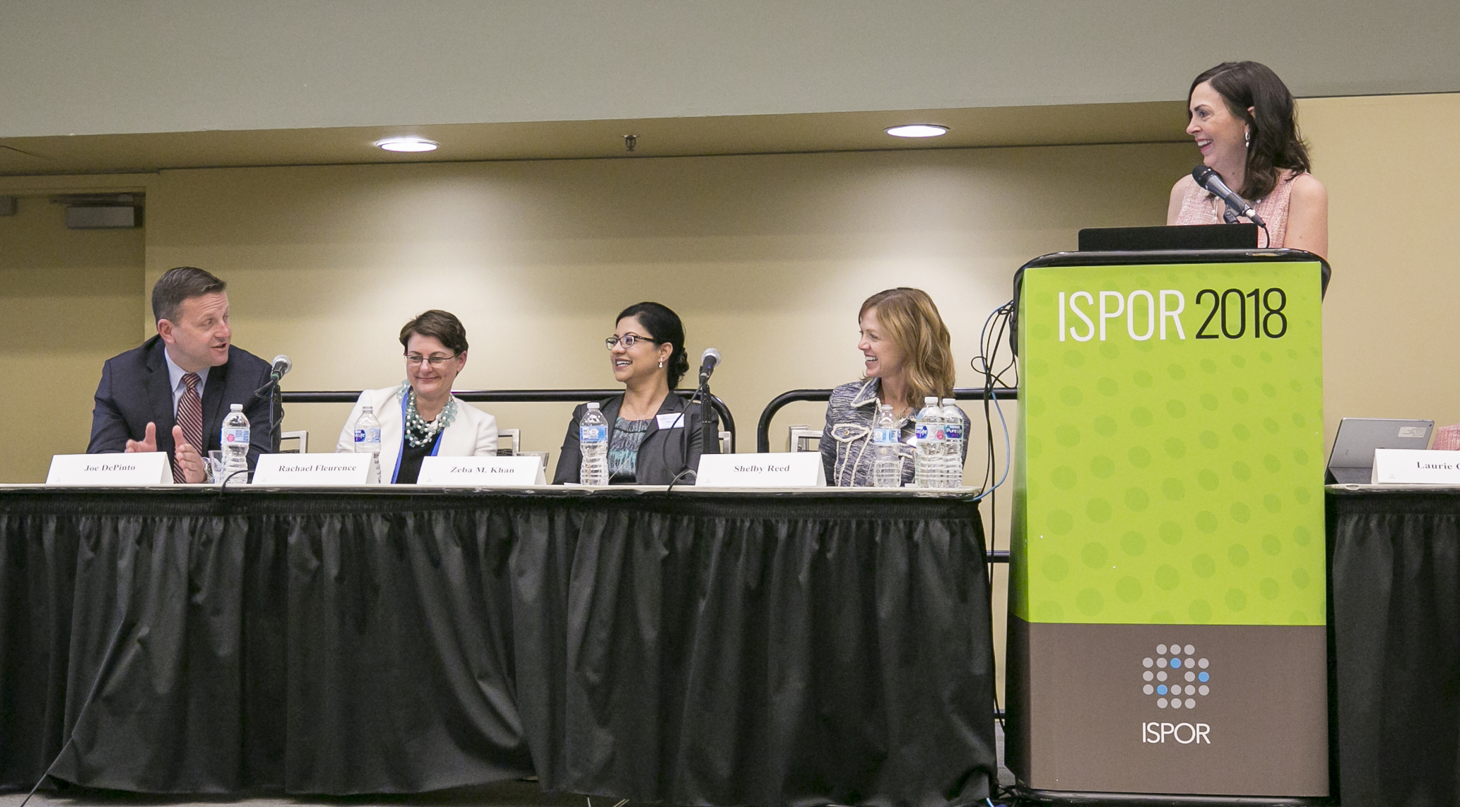 Women in HEOR Session at ISPOR 2018